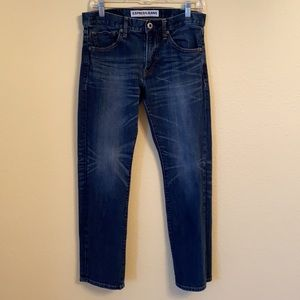 BOGO👖Flash Sale Express Rocco Slim Fit Straight Leg Jeans
